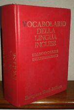 VOCABOLARIO della LINGUA INGLESE Italiano-Inglese Ingl-Ital. Illustrato EUROPEAN