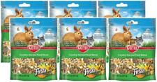 (6 Pack) Kaytee Fiesta Country Harvest Treat Blend For Small Pets, 8 oz Each