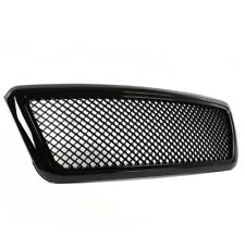 FORD 2004-2008 F-150 PICKUP HONEYCOMB SPORT FRONT TOP HOOD MESH GRILLE BLACK NEW