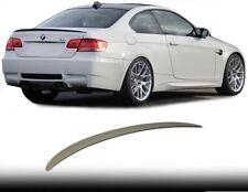 BMW 3 Série E92 M3 Look Sport Arrière Lip Boot Coffre Couvercle Spoiler Lèvre Wing ABS