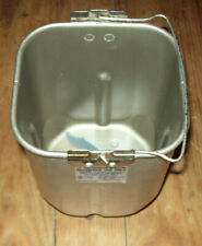 New listing Admiral Bread Maker Pan And Paddle Model Zoj 44510