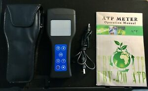 NEW-Portable ATP Biological Fluorescence Detector Microbe Detecting Instrument