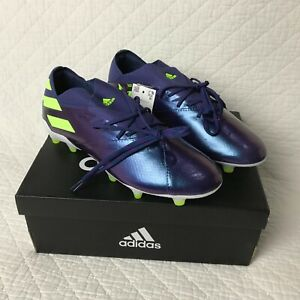 Adidas Nemeziz Messi 19.1 FG Men's SZ 8 Football Soccer Shoes EG7332 NWB