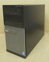 Dell OptiPlex 3020 MiniTower PC 2-Core i3-4130 3.4GHz 4GB Ram 500GB HDD Win8.1