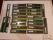 LOT OF DDR2 RAM 3-256MB & 20-512MB PC2-3200/4200/5300 MIXED