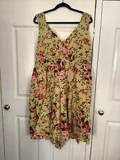 Floral Sundress Fron Joe Browns Plus Size 26