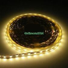 LED Stripe 5m Warmweiß 3528 SMD Streifen Lichterkette Licht Band Leiste Deko 12V