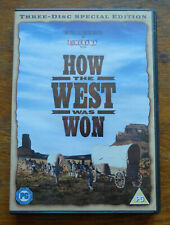 How the West Was Won (1962) 3xDVD John Ford James Stewart John Wayne
