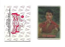 VINTAGE 1995 Avon Mighty Morphin Power Rangers Lenticular Red Ranger Jason Card