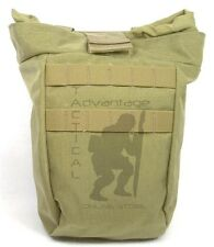 BAE Systems ECLiPSE Large Mounted DUMP Bag MOLLE Pouch - MJK khaki