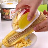 Corn Stripper Cob Remover Kitchen Tool Vegetable Smart Cutting Utensil