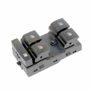 Electric Window Main Control Switch For Chevrolet Cruze 2009--2014 (20917577)