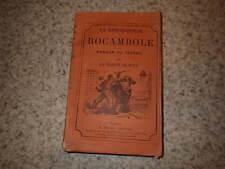 1886.Résurrection de Rocambole .T4.La maison de fous.Ponson du Terrail