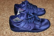 outlet store 69722 82f5a Mens Nike SB Dunk Low TRD NBA Shoes Size 11 Deep Royal Blue  110 NIB AR1577