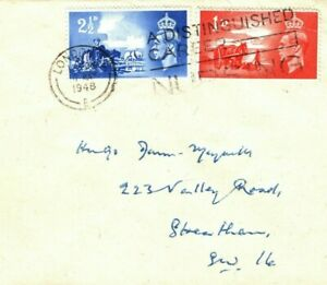 GB KGVI 1948 FDC *NURSING SLOGAN* Channel Islands Liberation First Day Cover GR7
