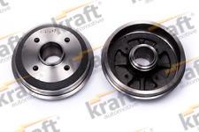 2x Bremstrommel für Bremsanlage KRAFT AUTOMOTIVE 6065560