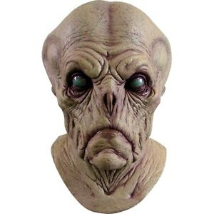 Alien Probe Latex Mask E.T. Halloween Ghoulish Productions Adult Size Mask