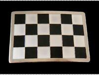 Racing Checkered Flag Car Race Belt Buckle Buckles Boucle de Ceinture