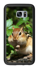 Mouthfull Chipmunk For Samsung Galaxy S7 G930 Case Cover by Atomic Market