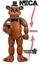 NECA - FIVE NIGHTS AT FREDDY`S - 48 INCH FREDDY FOAM REPLICA FIGUR - NEU/OVP