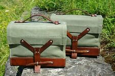 Schweiz Armee - Magazintasche Patronentasche Ledertasche Handtasche Henkeltasche