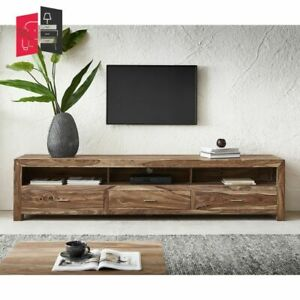 Industrial Lava Solid Wood Elegant Universal TV and Entertainment(MADE TO ORDER)