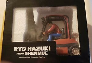 Sonic & Sega All-Stars Racing Ryo Hazuki from Shenmue Limited Edition Figurine