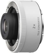 Sony FE SEL20TC 35mm 2.0x Teleconverter Lens