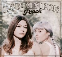 Larkin Poe - Peach [New CD] Digipack Packaging