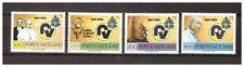 S27143) Vatican MNH 1981 Radio Vatican 4v (X10 Sets)