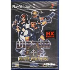 Virtua Cop Elite Edition / Halifax Playstation 2 PS2 Sigillato 3455192332359