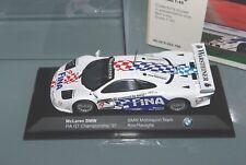 Minichamps 1/43 McLaren F1 GTR BMW Motorsport equipo FIA GT 1997 Kox/Ravaglia