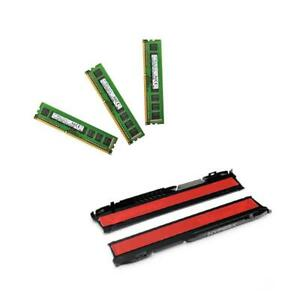 NEW Memory RAM Cooler Cooling Vest Fin Heat Sink For PC DDR2 DDR4 DDR3 Game