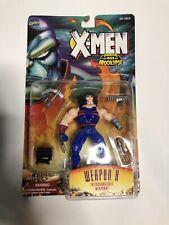 Toy Biz X-Men Age of Apocalypse Weapon X Action Figure Sealed 1995