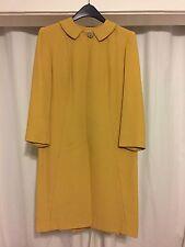 1950-60'S Vintage Ladies Dress Coat- Emma Domb Of California Label