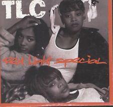 TLC - Red Light Special / My Secret Enemy cd Card Sleeve
