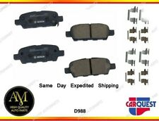 *Front Disc Brake Pads D988 fits 2003 GMC Sonoma, Chevrolet S10