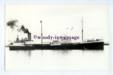 pf3882 - Anglo Saxon Oil Tanker - Goldmouth , built 1927 - photograph