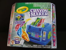 NEW CRAYOLA Crayon Maker with Story Studio Custom Colors Mold Design Kit Craft