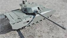 T-14 ARMATA Russian Tank Unassembled Resin Kit-ArsenalM 1/87 scale