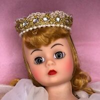 Madame Alexander SLEEPING BEAUTY Doll 1141 Vintage Tagged Mint in Box