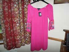 NEW WITH TAGS - LADIES PINK DRESS SIZE 6