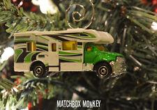RARE Motorhome Coachman Four Winds Christmas Ornament 1/64 Vacation RV Class C