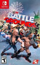 WWE 2K Battlegrounds for Nintendo Switch [New Video Game]