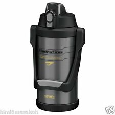 THERMOS vacuum insulated sports jag 2.0L  water bottle gray FFO-2000 CGY