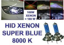 LE XENON SUR VOTRE VOITURE +200% LUMIERE! KIT H7 100W! PUISSANCE + LOOK XENON!