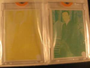 1966 Topps Batman #1 Color Photos Proof Rookie Cards (2) GEM MINT!!  1 OF A KIND
