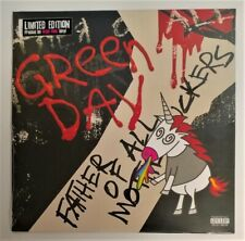 Green Day Father of All…LP Indie Exclusive Neon Pink Vinyl Sealed!