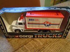 CORGI TRUCKS BRITISH ROAD SERVICES TRUCK RENTAL SCANIA LT145