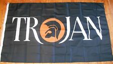 SKA TROJAN SKINHEAD REGGAE 3 X 5FT FLAG 2 TONE THE SPECIALS BLUE BEAT MADNESS